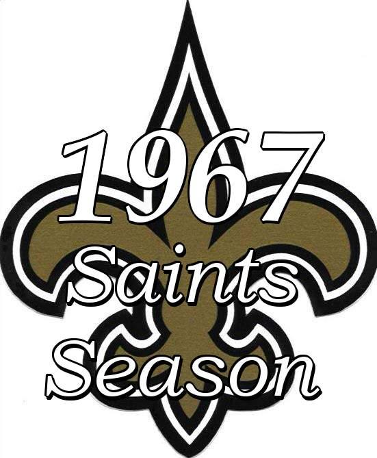 The 1967 New Orleans Saints NFL season