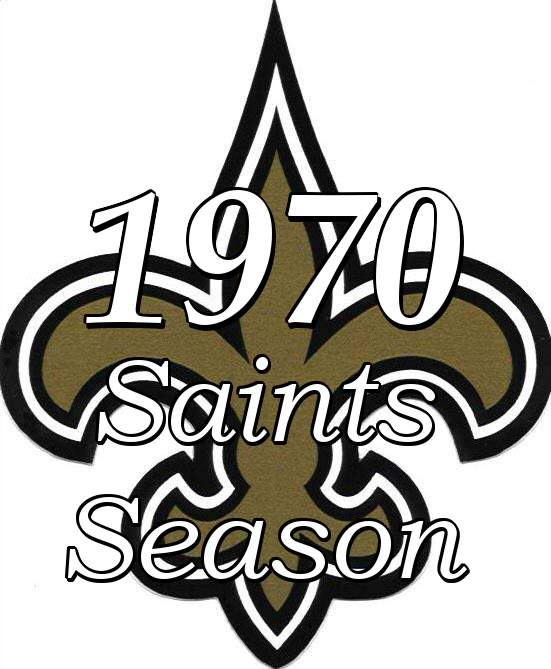 1970 New Orleans Saints NFL Season