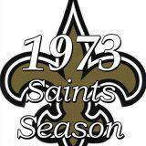 1973 New Orleans Saints NFL Season
