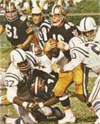 Danny Abramowicz - 1969 New Orleans Saints and NFL's leading receiver