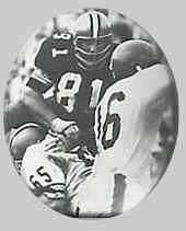 Doug Atkins, All-Pro Defensive end, New Orleans Saints