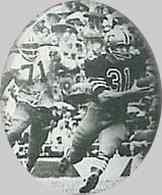 Jim Taylor of the 1967 New Orleans Saints