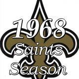 1968 New Orleans Saints NFL Season