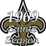 The 1969 New Orleans Saints NFL Season
