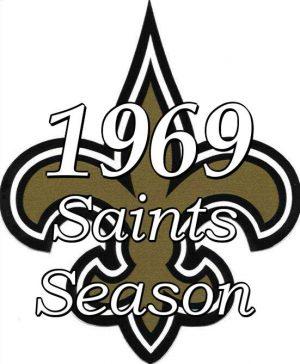 The 1969 New Orleans Saints NFL Season
