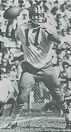 billy kilmer 1968 new orleans