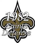 1982 New Orleans Saints Defensive Statistics