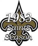 The 1983 New Orleans Saints Season