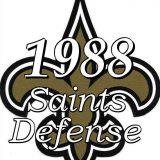 The 1988 New Orleans Saints Defense