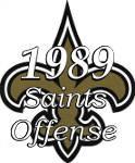 The 1989 New Orleans Saints Season