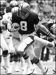 Archie Manning was named to the Pro Bowl in 1978
