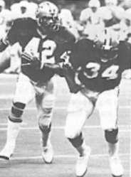 Thunder and Lighting -- Chuck Muncie and Tony Galbreath