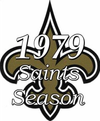 The 1979 New Orleans Saints Season