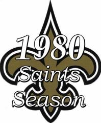 The 1980 New Orleans Saints Season