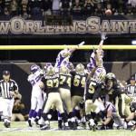 Saints cut kicker Garrett Hartley