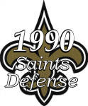 1990 New Orleans Saints Defensive Statistics