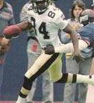 Eric Martin ofthe New Orleans Saints