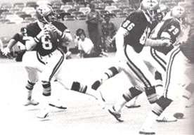 Archie Manning, Top 10 New Orleans Saints quarterback
