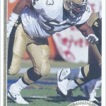 Vaughan Johnson 1991 New Orleans Saints