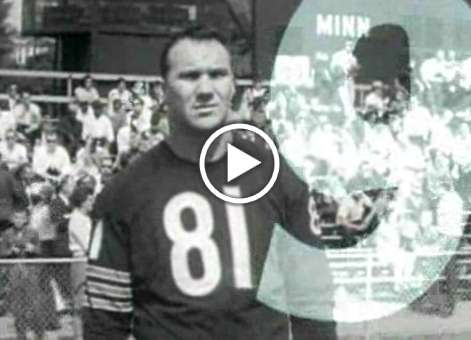 Doug Atkins, #9 rated pass rusher in NFL History