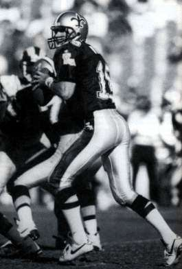 The Quarterback of the 1993 New Orleans Saints, Wade Wilson