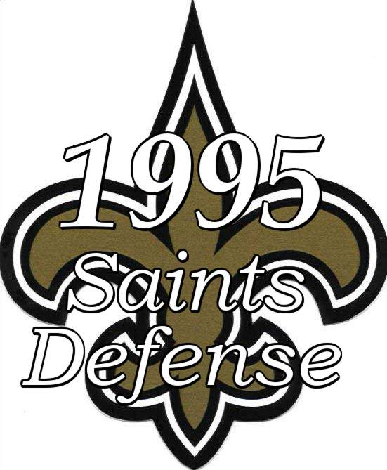 1995 New Orleans Saints Defense