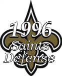 The 1996 New Orleans Saints Defense