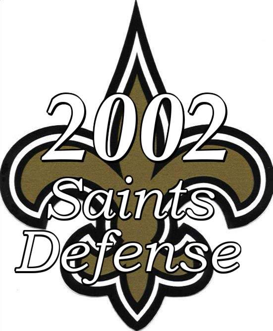 2002 New Orleans Saints Defense
