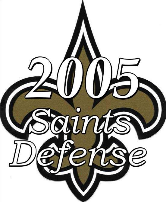 2005 New Orleans Saints Defense
