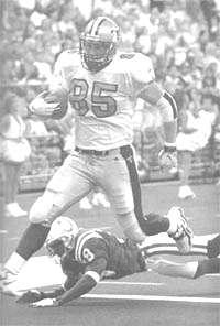 Cam Cleeland, 1998 New Orleans Saints