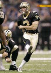 John Carney Top 10 New Orleans Saints Saints Kicker