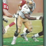 La Roi' Glover 1999 New Orleams Saints