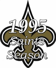 1995 New Orleans Saints Season
