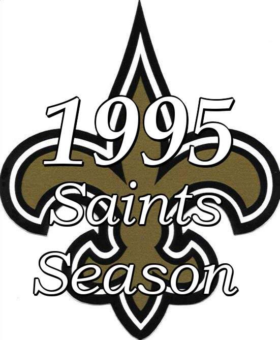 1995 New Orleans Saints NFL Season