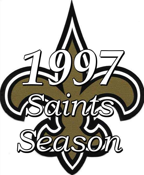1997 New Orleans Saints Season