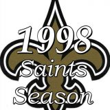 1998 New Orleans Saints NFL Season