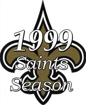 1999 New Orleans Saints Season