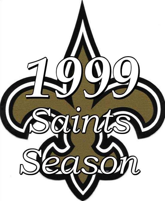 1999 New Orleans Saints NFL Season
