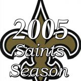 2005 New Orleans saints NFL season