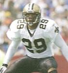 Sammy Knight, New Orleans Saints 1997-2002