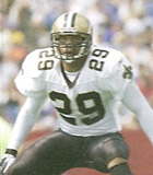 Sammy Knight, New Orleans Saints 1997-2002