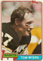 Tommy Myers, New Orleans Saints