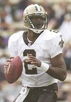 Aaron Brookes 2002 New Orleans Saints