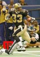 Ashly Ambrose, New Orleans Saints Defensiveback