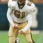Brady Smith, 1998 New Orleans Saints