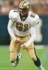 Brady Smith, 1998 New Orleans Saints