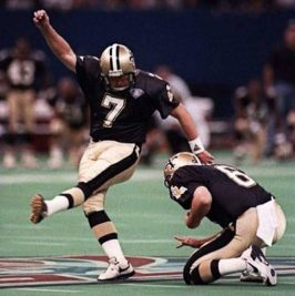 The #1 Kicker in New Orleans Saints History - Morten Andersen
