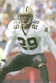Sammy Knight, 2002 New Orleans Saints