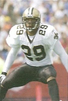 Sammy Knight, 2002 New Orleans Saints