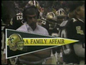 That Heavenly Season: 1987 N.O. Saints Part 3